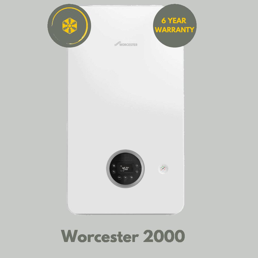 Worcester Bosch 2000 Boiler