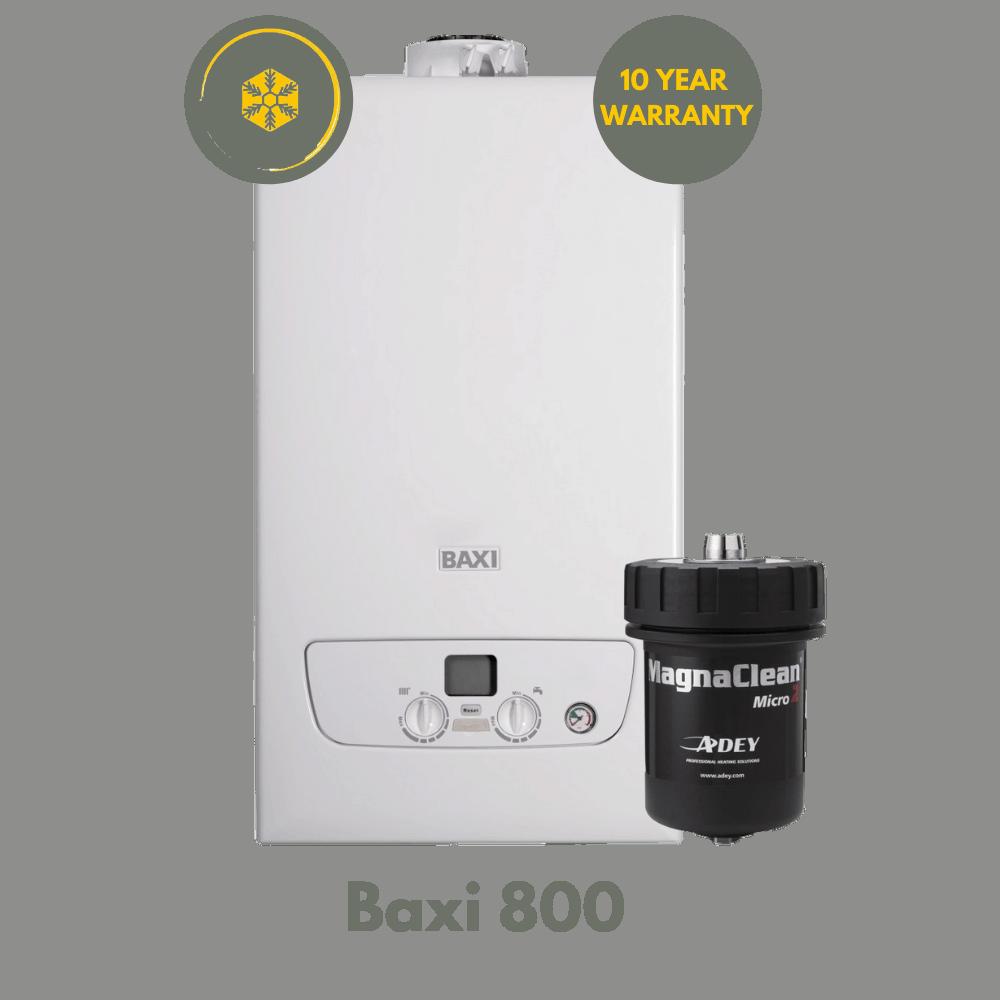 Baxi 800 Combi