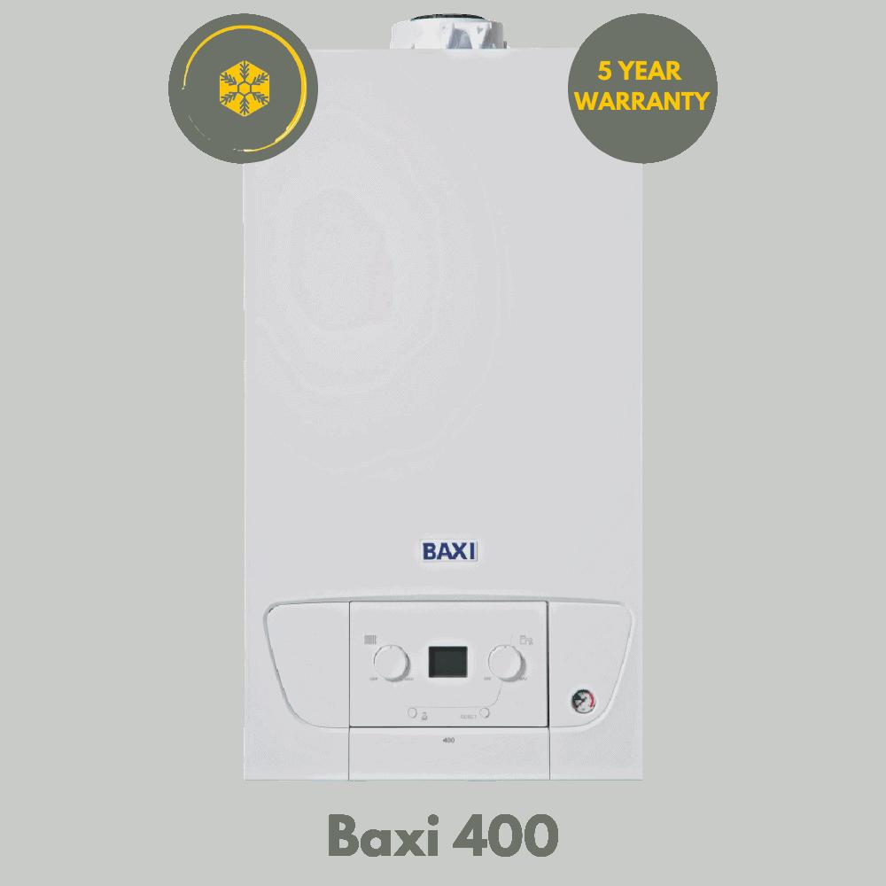 Baxi 400 New combi